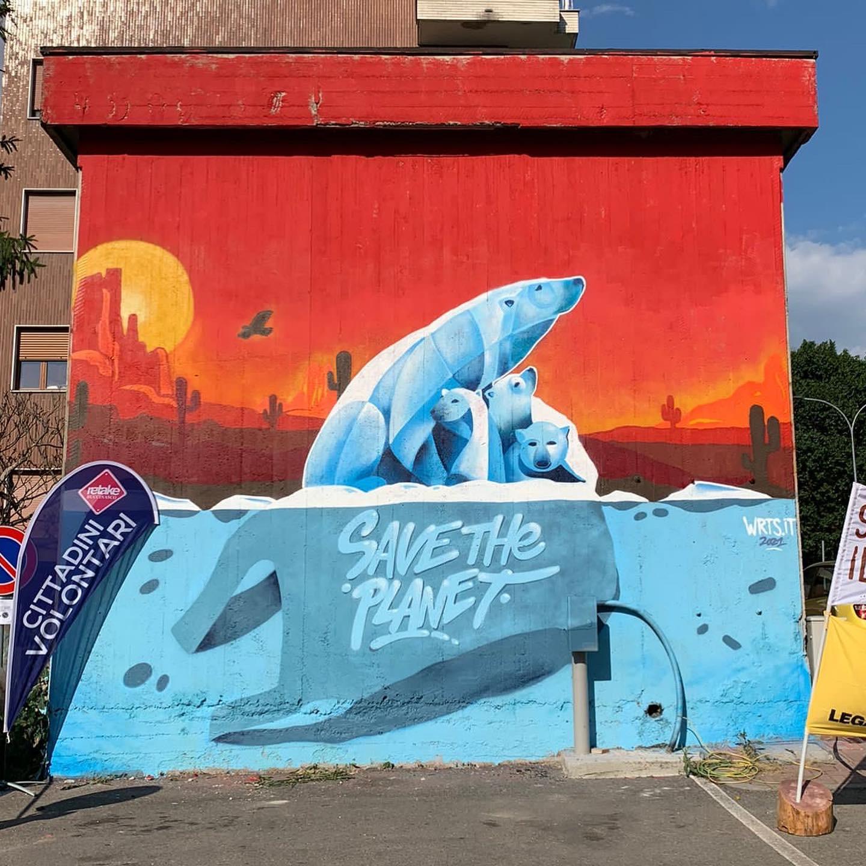 Save the Planet – Quartieri a Colori pt.2