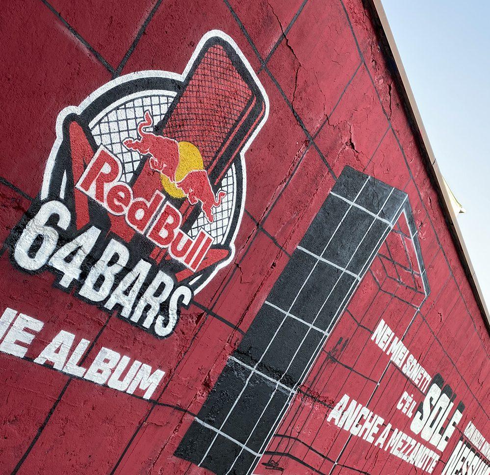 RedBull 64 Bars