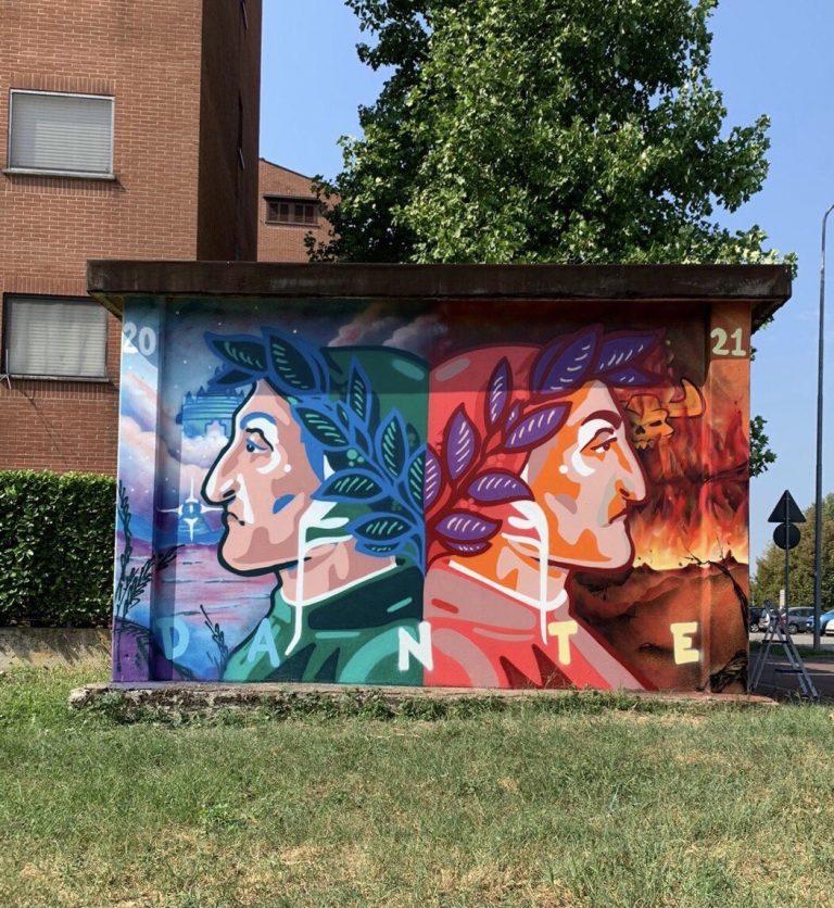 Dante – Quartieri a Colori pt.2