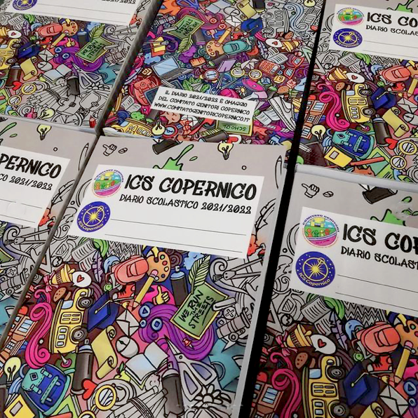 Diario scolastico 21/22 • ICS Copernico